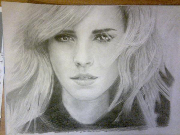 Emma Watson by Francesco